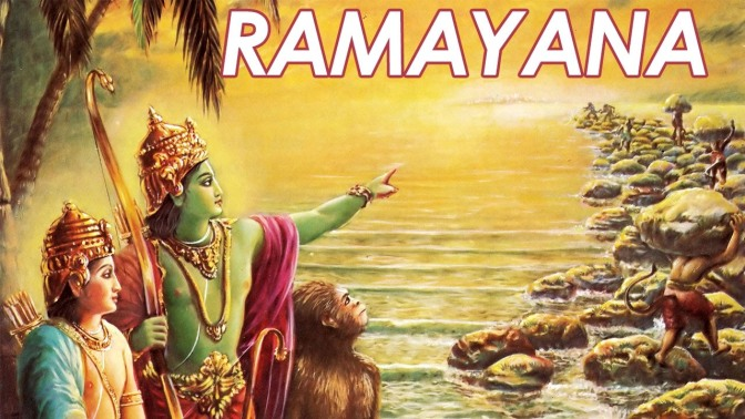The Ramayana Connection: Sri Lanka