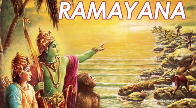 The Ramayana Connection: Sri Lanka