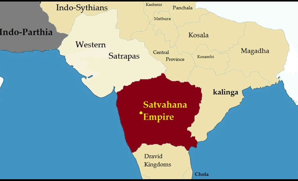 SATAVANA MAP