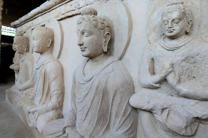 Gandhara in the Evolution of Buddhist Art