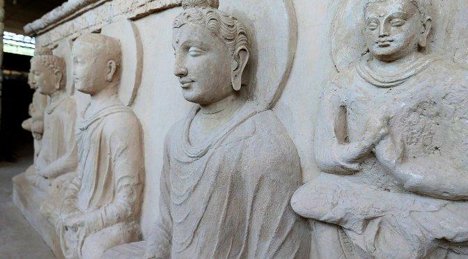 Gandhara in the Evolution of Buddhist Art