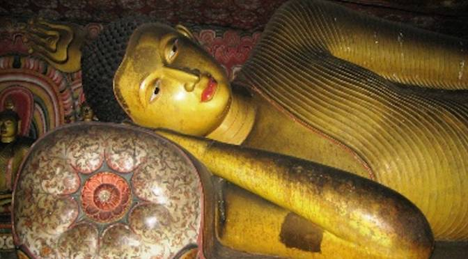 ANTIQUE BUDDHA STATUES OF SRI LANKA AND their ANTIQUITY
