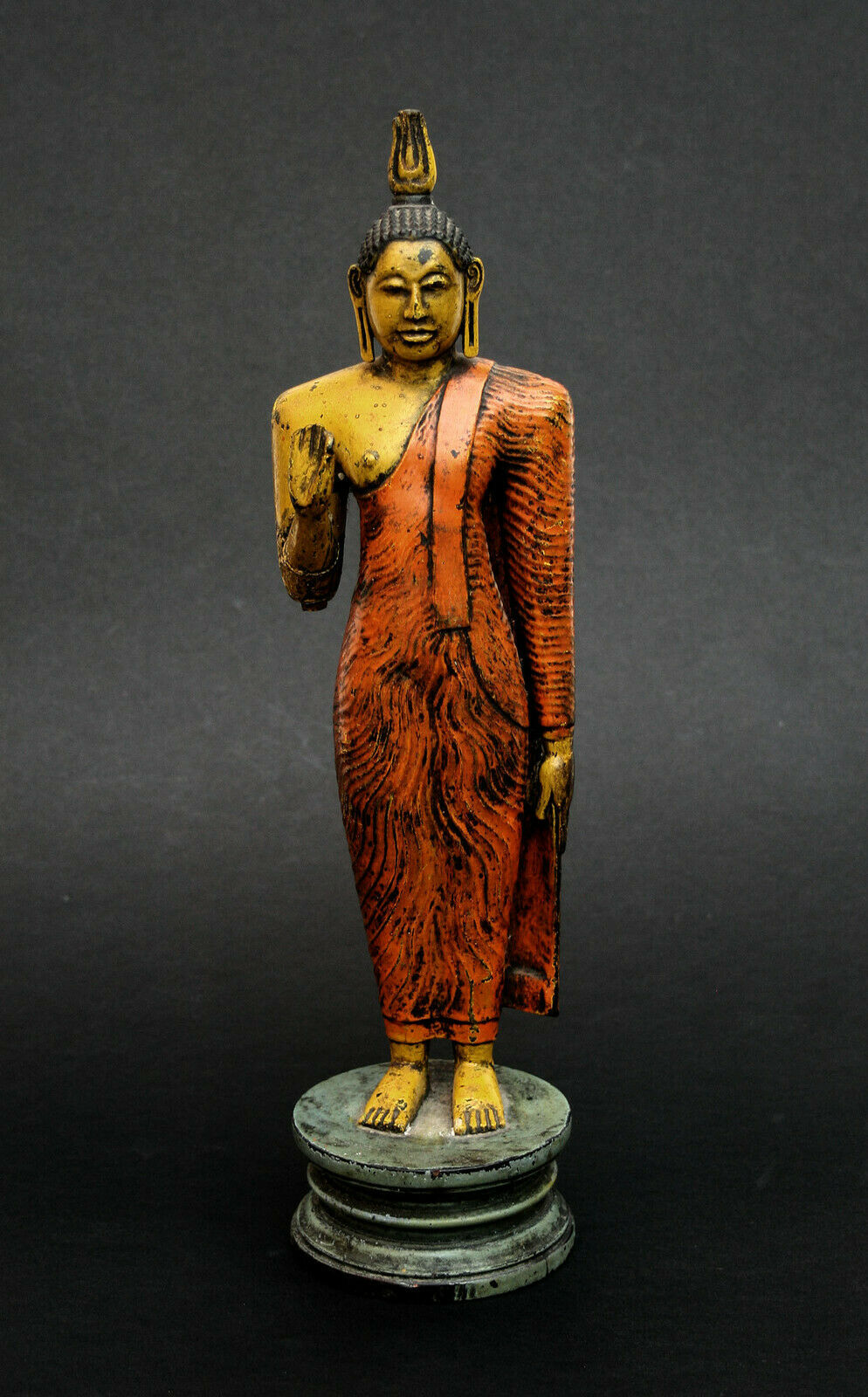 COLOR BUDDHA WOOD 1